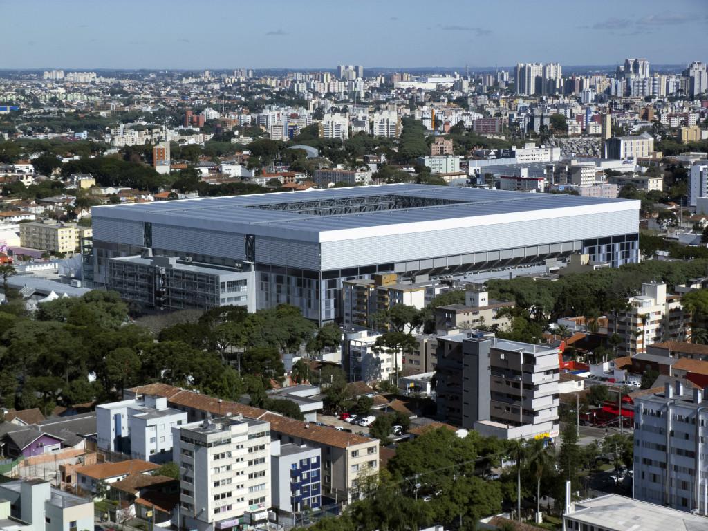 Arena da Baixada Stadium